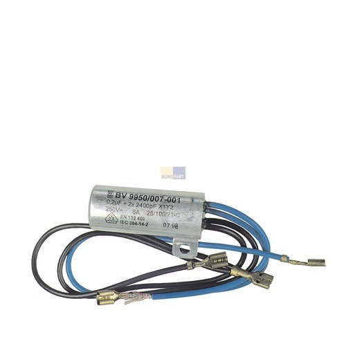 Interference Suppression Capacitor 0 2 181 F Vacuum Cleaner