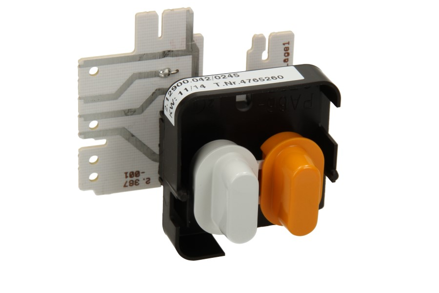 Miele Switch 2 Push Buttons For Dryer 4765260 Fiyo Co Uk