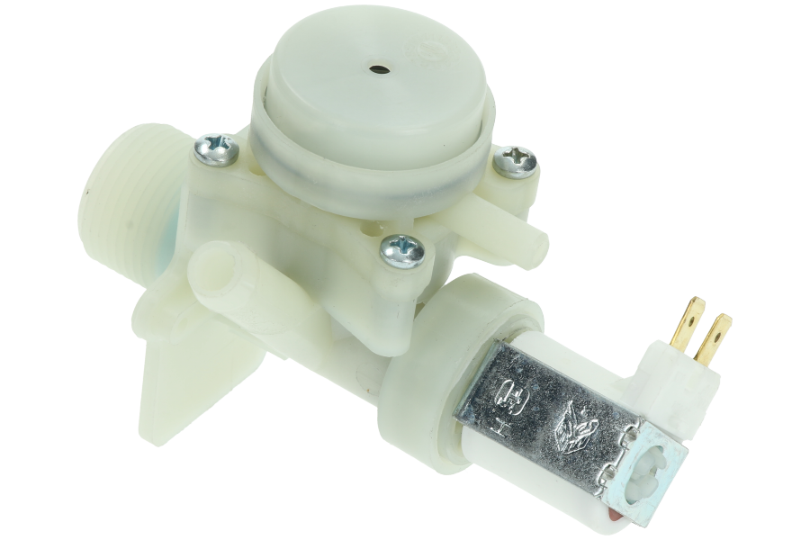 Inlet Valve Single With Pressure Switch For