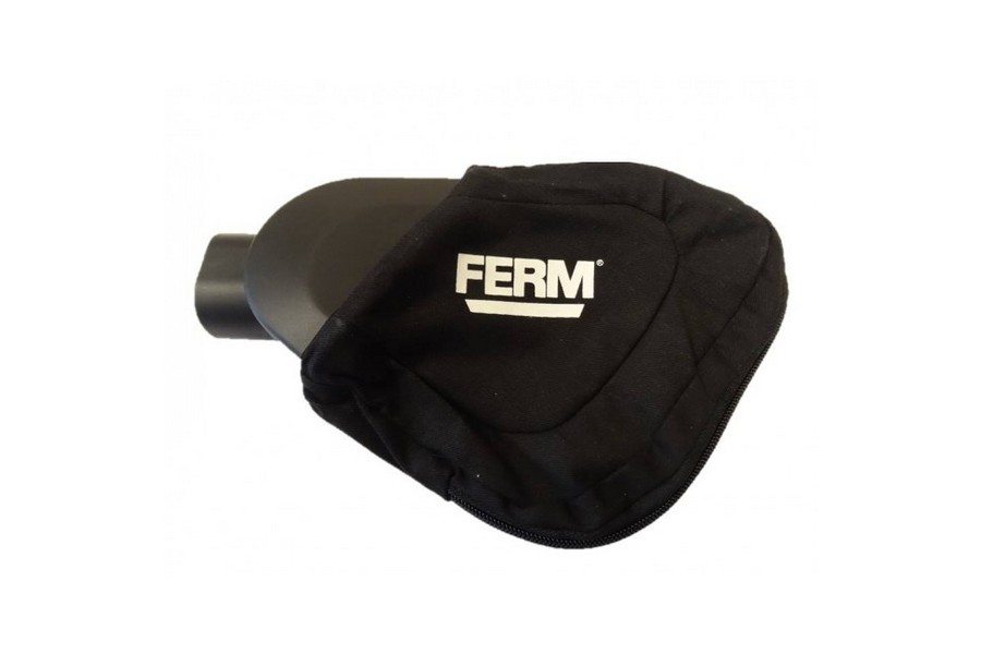 Ferm Dust Bag For Bench Grinder 409989 Fiyo Co Uk