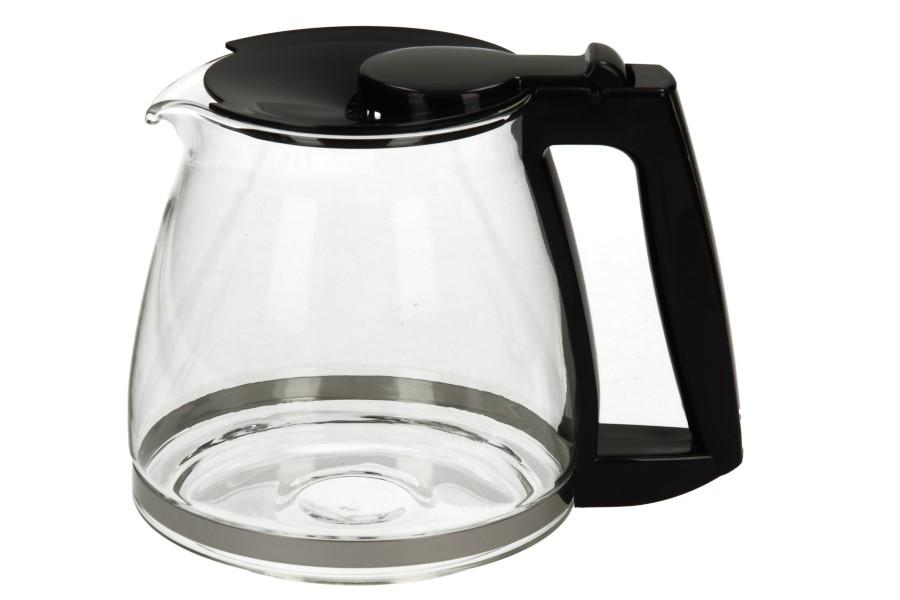 Melitta Coffeepot Optima Black Silver For Coffee Machine