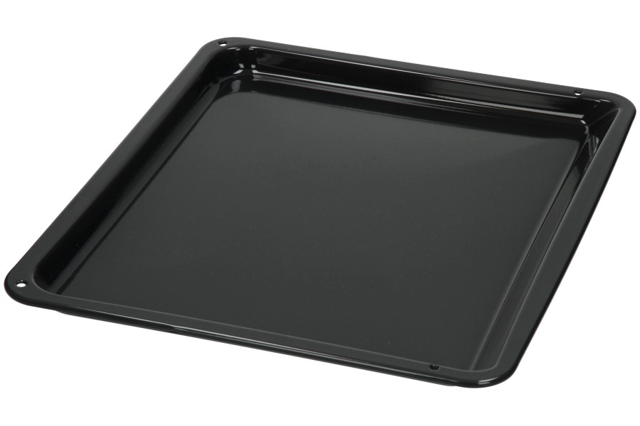 Oven Baking Tray Drip Tray Enamelled Enameled 425 x 360 mm for oven 3870287202