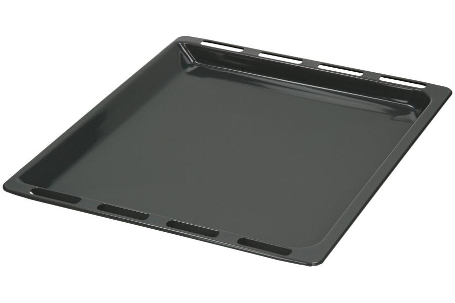 Baking tray enamel