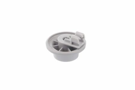 Wheel Dishwasher suitable for Bosch, Siemens Bottom basket 1 Piece