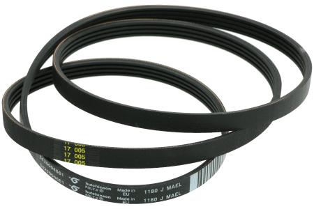 Poly-V Belt 1180J for Dryer/Washing Machine 264987, 00264987