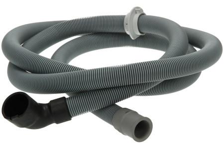 Hose (drain hose, hooked 35 - 23 mm) for dishwasher 1173680305