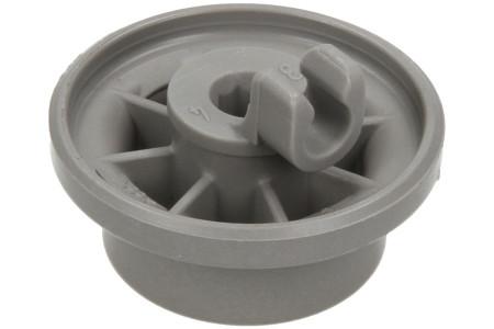 Wheels Dishwasher suitable for Bosch, Siemens Bottom basket 1 Piece