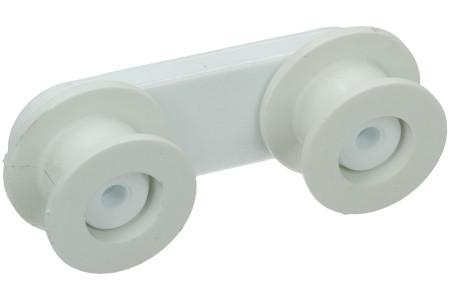 Wheel Dishwasher suitable for Aeg, Electrolux, Zanussi Upper Basket 50226819006