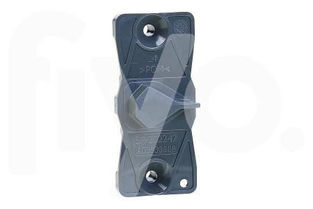 Door lock catcher (Door lock / closing nock) 31x25x68mm dishwasher 140035300114