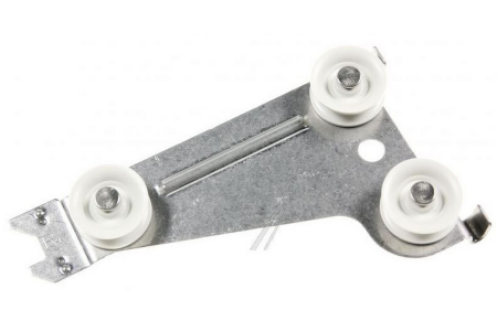 Miele Upper Basket Mounting Plate, right for Washing Machine 5889362