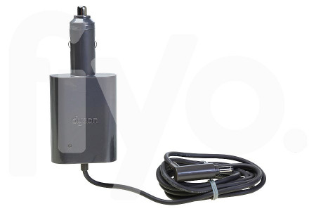 Dyson car charger (lighter plug, adapter) In Car Charger 54x24x125x1830mm vacuum cleaner 96783702, 967837-02
