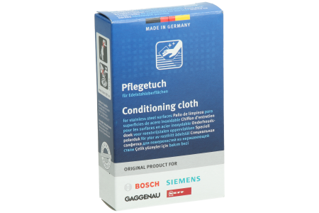 Conditioning Cloths for Stainless Steel Surfaces 311134, 00311134