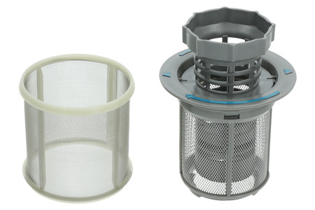 Original Filter with Micro Sieve for Dishwasher 10002494, 00427903