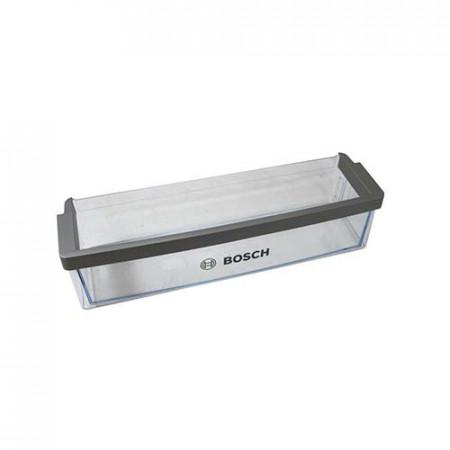 Bottle rack -Transparent 435x115x105mm - for Refrigerator 671206, 00671206