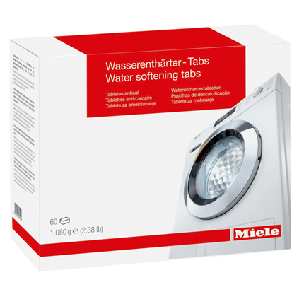 Miele Water Softener (60 tabs) for washing machine 9043190