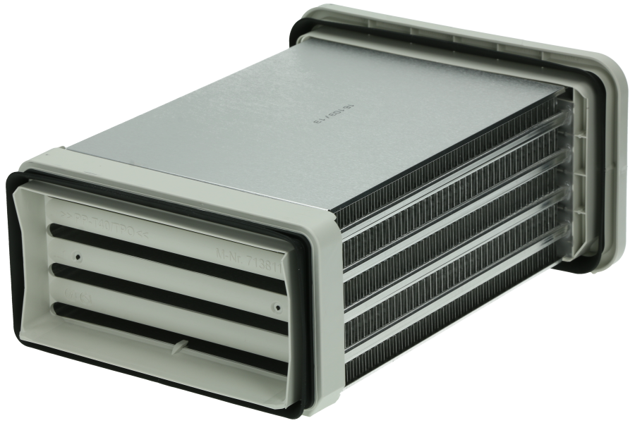 Miele Capacitor Heat Exchanger For Dryer 7138111 Fiyo