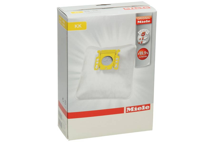 Miele Type Kk Vacuum Bags 9359880 Fiyo Co Uk