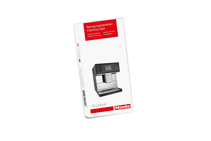 Miele Cleaning Tablets For Coffee Machine 7616440 10270530