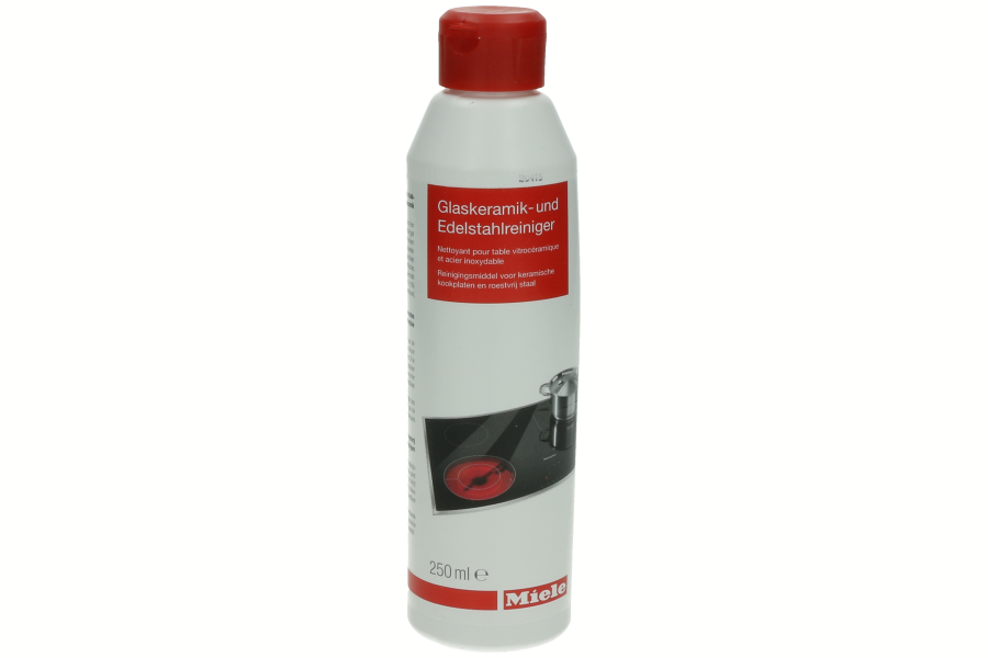 Miele cleaner for stainless steel and ceramic hobs 9185230