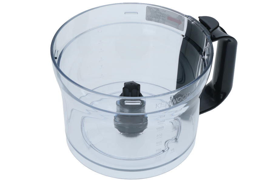 Kenwood Bowl Assembly Grey Handle For Food Processor