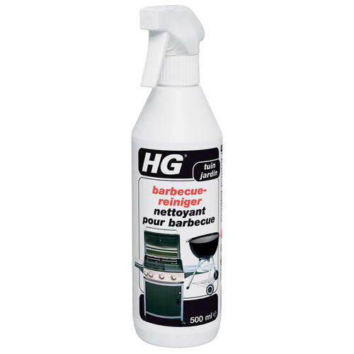 Hg Ceramic Hob Cleaner 500ml: HG Cleaner (oven& Grill& Bbq Cleaner) 138050100