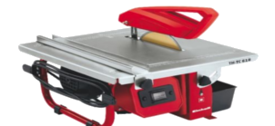 spares and accessories for your tile cutter