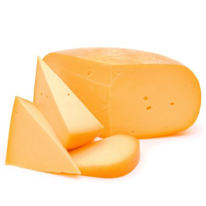cheese kept cool by your fridge