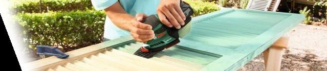 Multipurpose sander spares and accessories