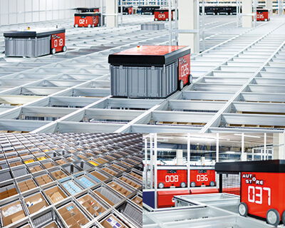 The new warehouse of Fiyo