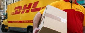 Opóźnienie przesyłki DHL-em dot.dnia 03.10.2017